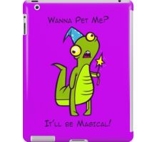 Wizard Lizard iPad Case/Skin