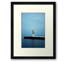 Global Warming  ??? Framed Print