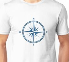 wind compass Unisex T-Shirt