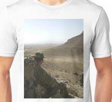 a historic Afghanistan landscape Unisex T-Shirt