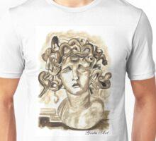 Head Of Meduse - 1630, Gian Lorenzo Bernini Unisex T-Shirt
