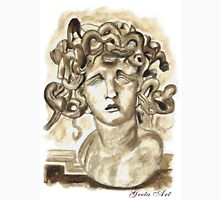 Head Of Meduse - 1630, Gian Lorenzo Bernini Unisex T-Shirt