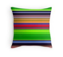 spectra 089 Throw Pillow