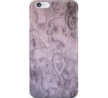 Sleepless Agony iPhone Case/Skin
