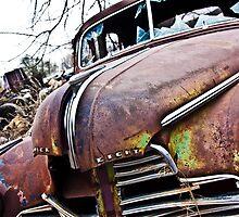 Buick Eight by Tia Allor-Bailey