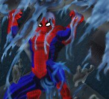 Spiderman by gokaiyellow