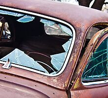 Buick Eight Windshield by Tia Allor-Bailey