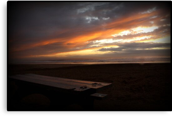 Holiday Sunset - Grover Beach, California by VegasAngel