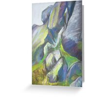 Cow and Calf 1 Greeting Card