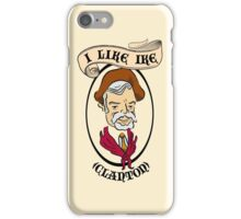 """""""I Like Ike...Clanton.."""" iPhone Case/Skin"""