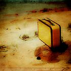 Suitcase I by Tia Allor