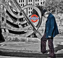 Tower Hill Tube Station by AntSmith