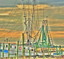 Shrimp Boat by mrthink