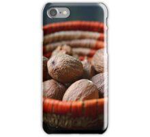 Nutmeg iPhone Case/Skin