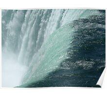 Niagara's Plunge Poster