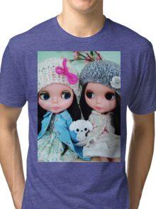 Blythe- TwoVintageDolls. Tri-blend T-Shirt