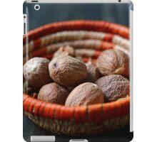 Nutmeg iPad Case/Skin