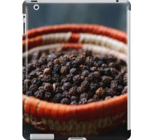 Black Pepper iPad Case/Skin