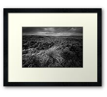 Wet Withens, Eyam Moor Framed Print