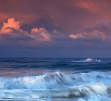 Waves by Jim Robertson