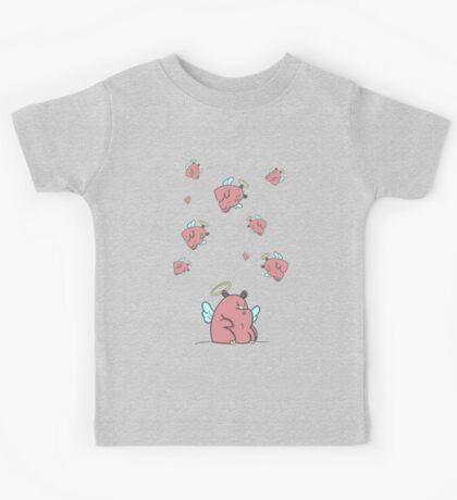 Many Hippos Kids Tee