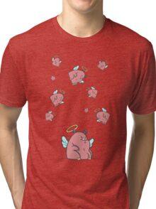 Many Hippos Tri-blend T-Shirt
