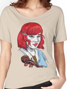 Baby Bluegrass t-shirt Women's Relaxed Fit T-Shirt