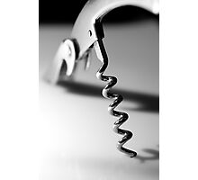 Corkscrew, a different perspective Photographic Print