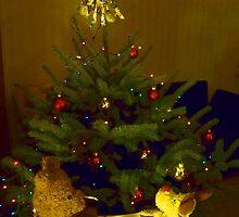 HAPPY CHRISTMAS EVERYBODY by Stuart Thorpe