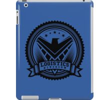 Logistics Division iPad Case/Skin