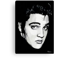ELVIS PRESLEY - Baby, Let's Play House Canvas Print