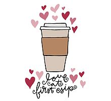Love at First Sip by Liana Spiro