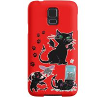 Pooka the Goblin Cat Samsung Galaxy Case/Skin