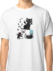 Pooka the Goblin Cat Classic T-Shirt