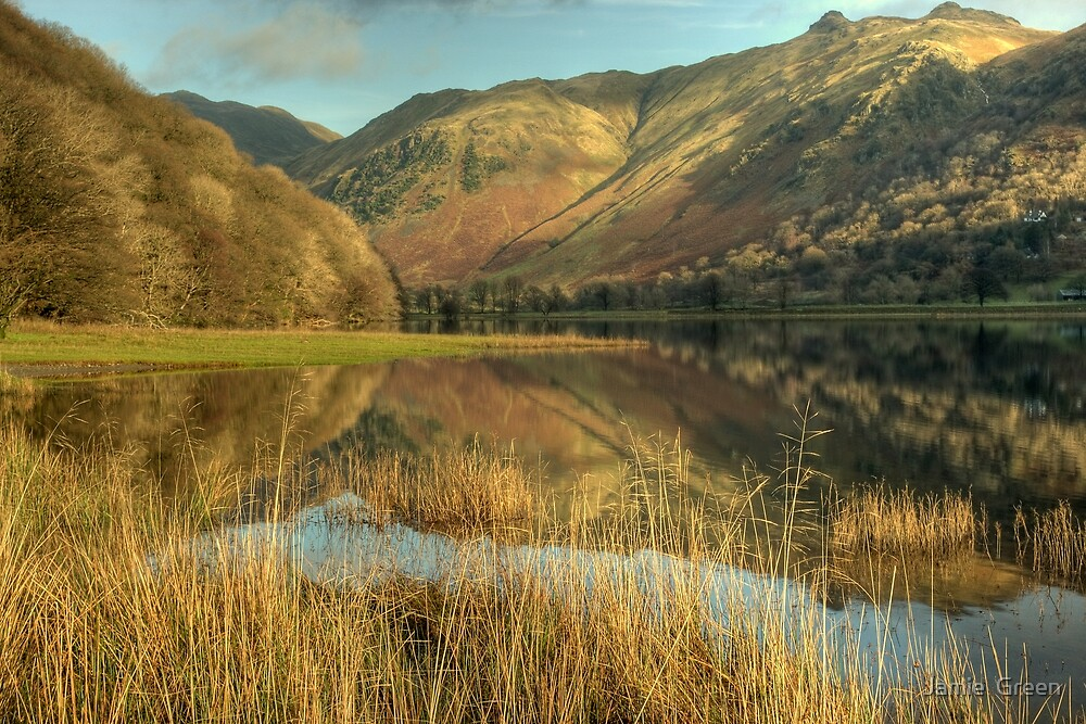 Brotherswater .....Cumbria by Jamie  Green