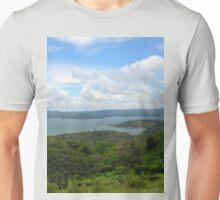 a historic Costa Rica landscape Unisex T-Shirt