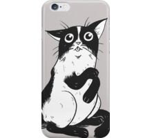 Clean Kitty iPhone Case/Skin