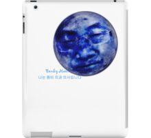 Bonky Moon [White Shirt] iPad Case/Skin