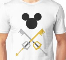 King Mickey minimal Unisex T-Shirt