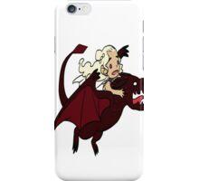 Daenereys and Drogon iPhone Case/Skin