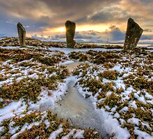 Ring of Brodgar by Fraser Ross