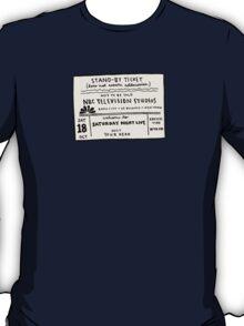 SNL Ticket T-Shirt