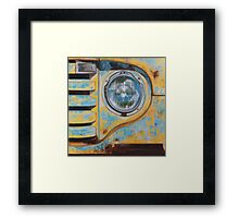 """With the Compliments of Rust"""" Framed Print"""