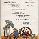 French Poem-Vintage School Book-Available As Art Prints-Mugs,Cases,Duvets,T Shirts,Stickers,etc by Robert Burns