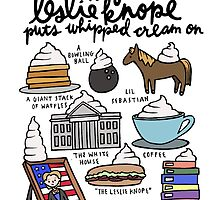 Whipped Cream by Liana Spiro