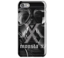 Monsta X Album Logo iPhone Case/Skin