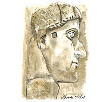 Emperor Constantine the Great, c. 315 Photographic Print