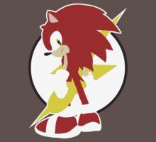 Anthropomorphic Hedgehog One Piece - Short Sleeve
