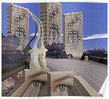 Locomotive eyes  Poster