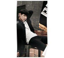 Jungkook TRB Poster